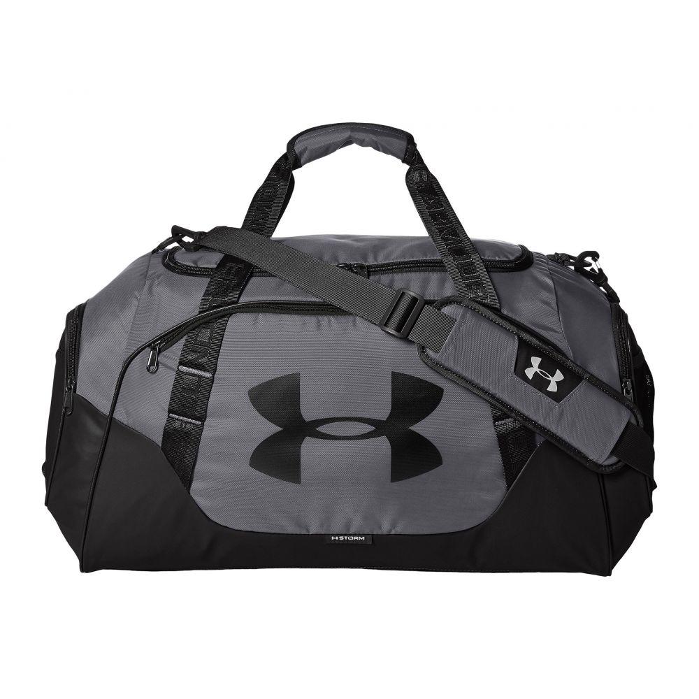 魅了 アンダーアーマー メンズ メンズ バッグ ボストンバッグ 3.0 バッグ・ダッフルバッグ【UA Undeniable Duffel 3.0 MD】Graphite/Black/Black, Working Pro:624ed20a --- business.personalco5.dominiotemporario.com
