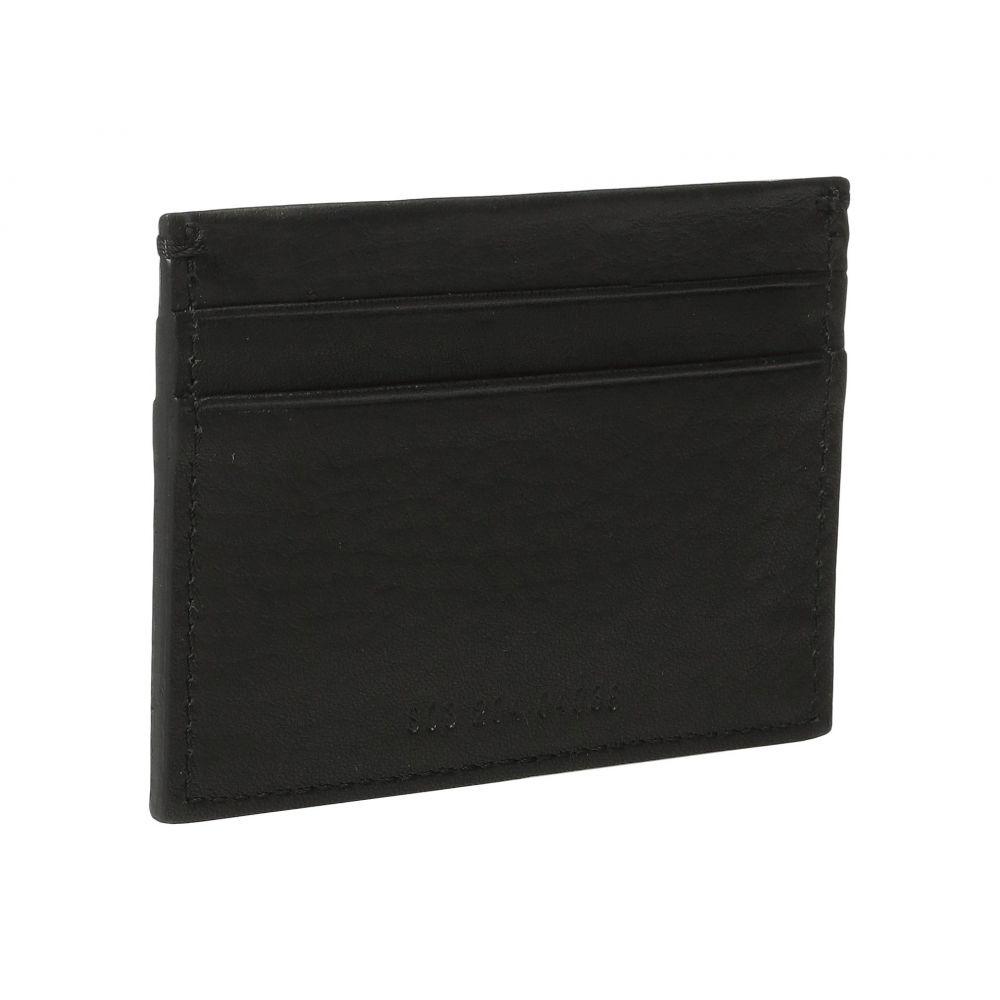 シャイノーラ メンズ カードケース・名刺入れ【Five-Pocket Card Case】Black