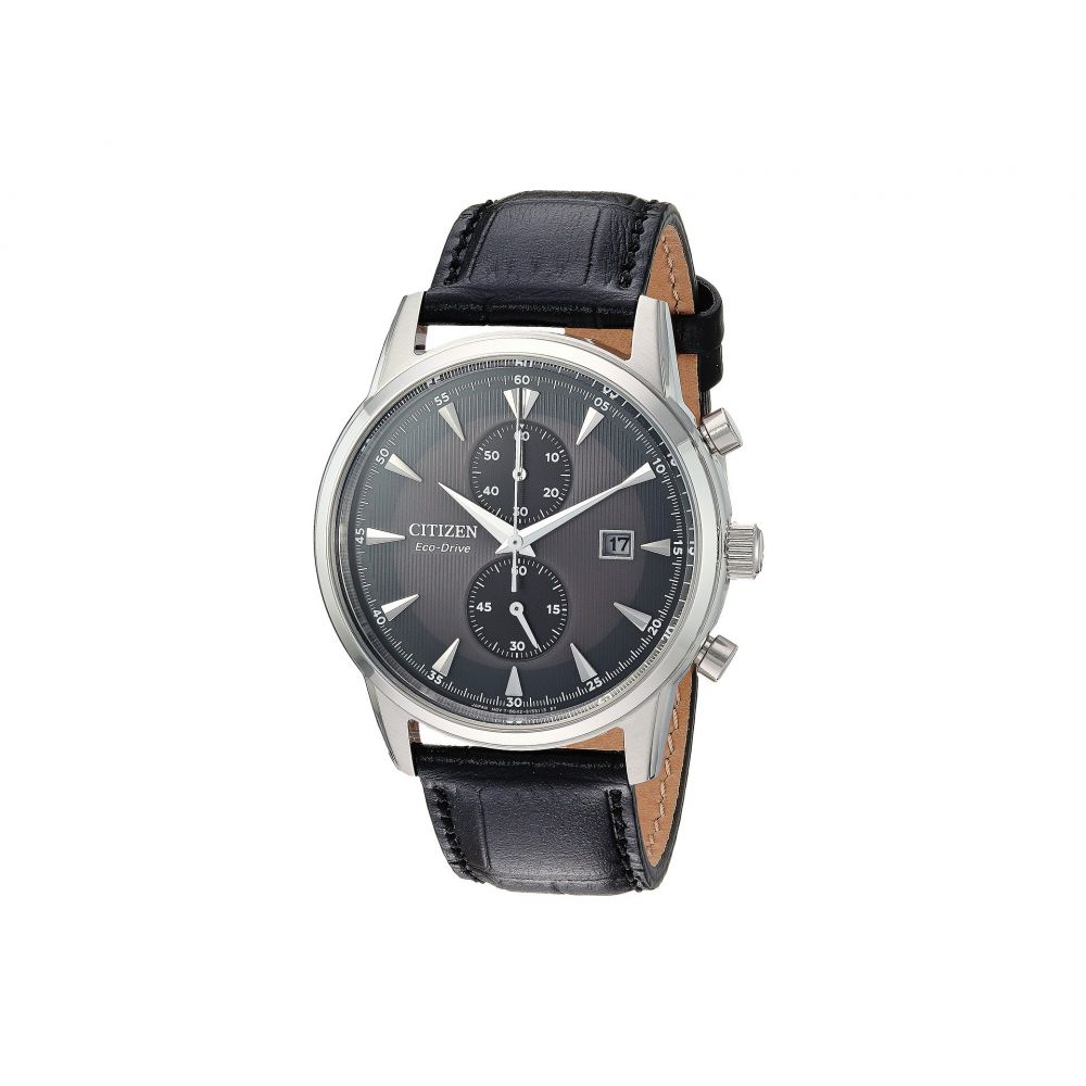 シチズン メンズ 腕時計【CA7000-04H Eco-Drive】Black