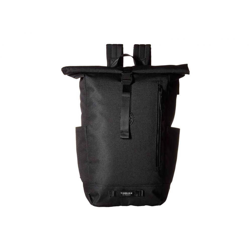 ティンバックツー メンズ バッグ バックパック・リュック【Tuck Pack】Black