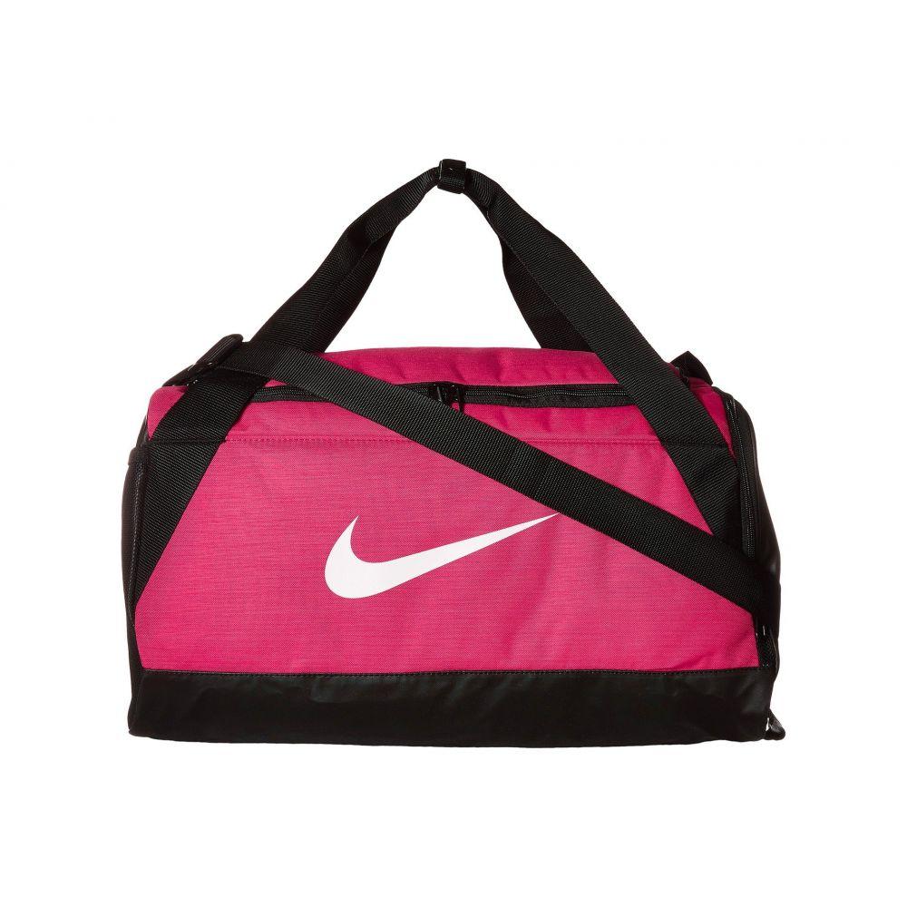 ナイキ メンズ バッグ ボストンバッグ・ダッフルバッグ【Brasilia Small Duffel Bag】Rush Pink/Black/White