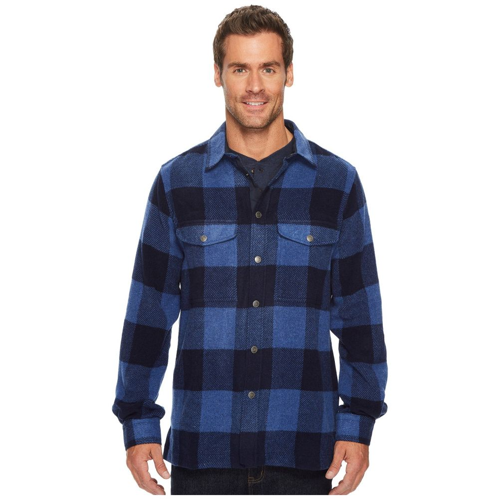 フェールラーベン メンズ トップス シャツ【Canada Shirt】Uncle Blue