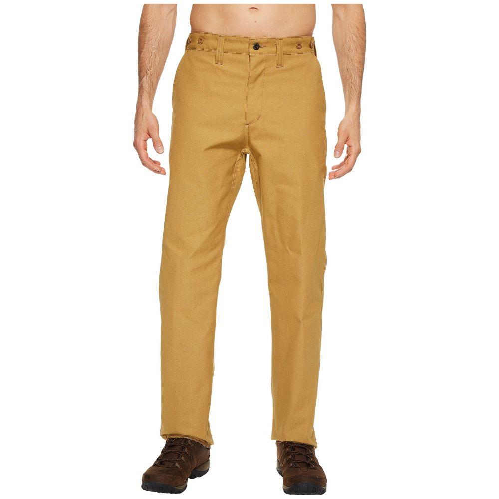 フィルソン メンズ ボトムス・パンツ【Dry Tin Pants】Dark Tan