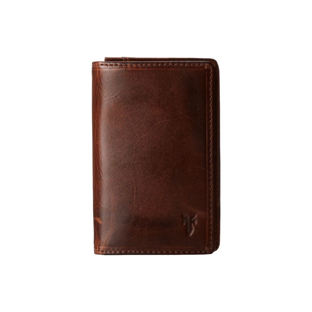 フライ メンズ 財布【Logan Small Wallet】Cognac Antique