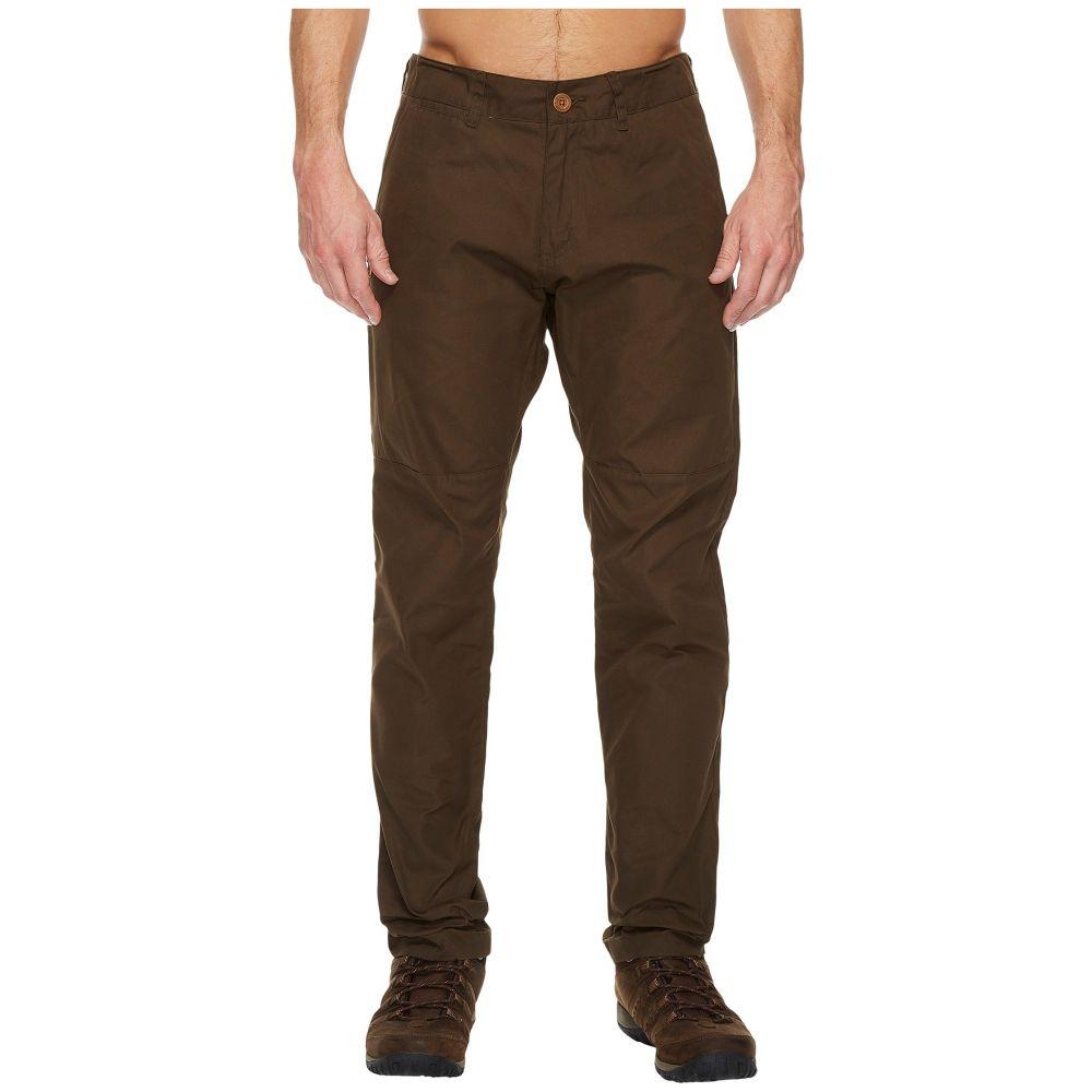 フェールラーベン メンズ ボトムス・パンツ【Sormland Tapered Trousers】Dark Olive
