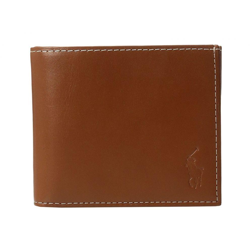 ラルフ ローレン メンズ 財布【Calf Leather Billfold】Brown