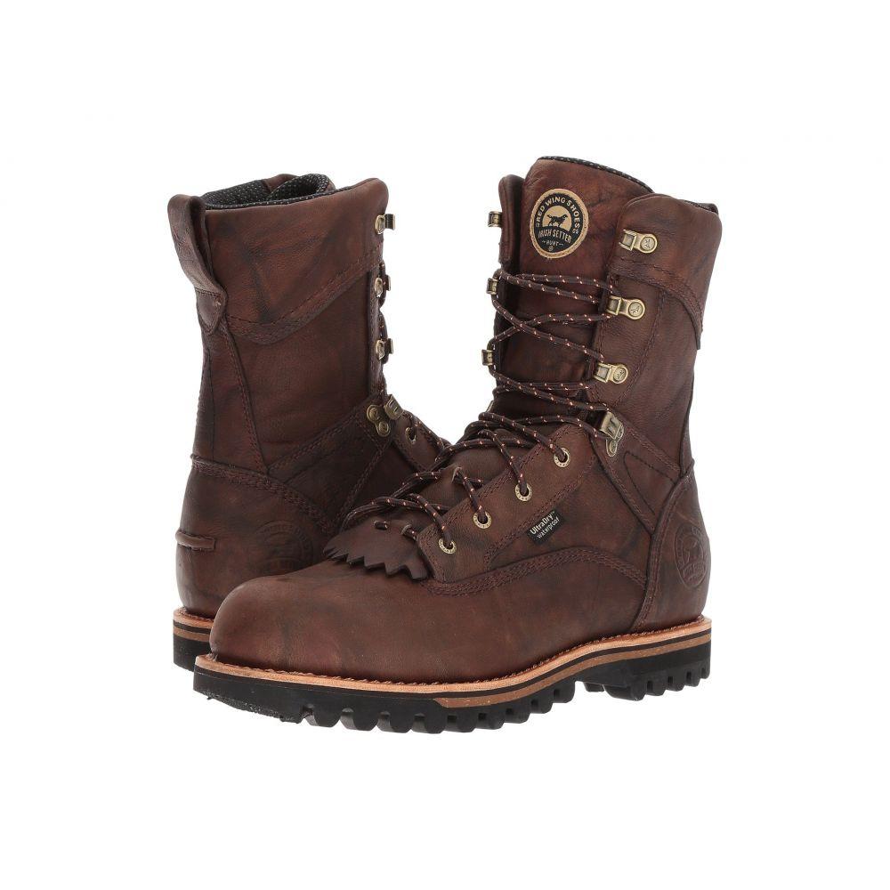 アイリッシュ セッター メンズ シューズ・靴 ブーツ【Elk Tracker 861】Brown