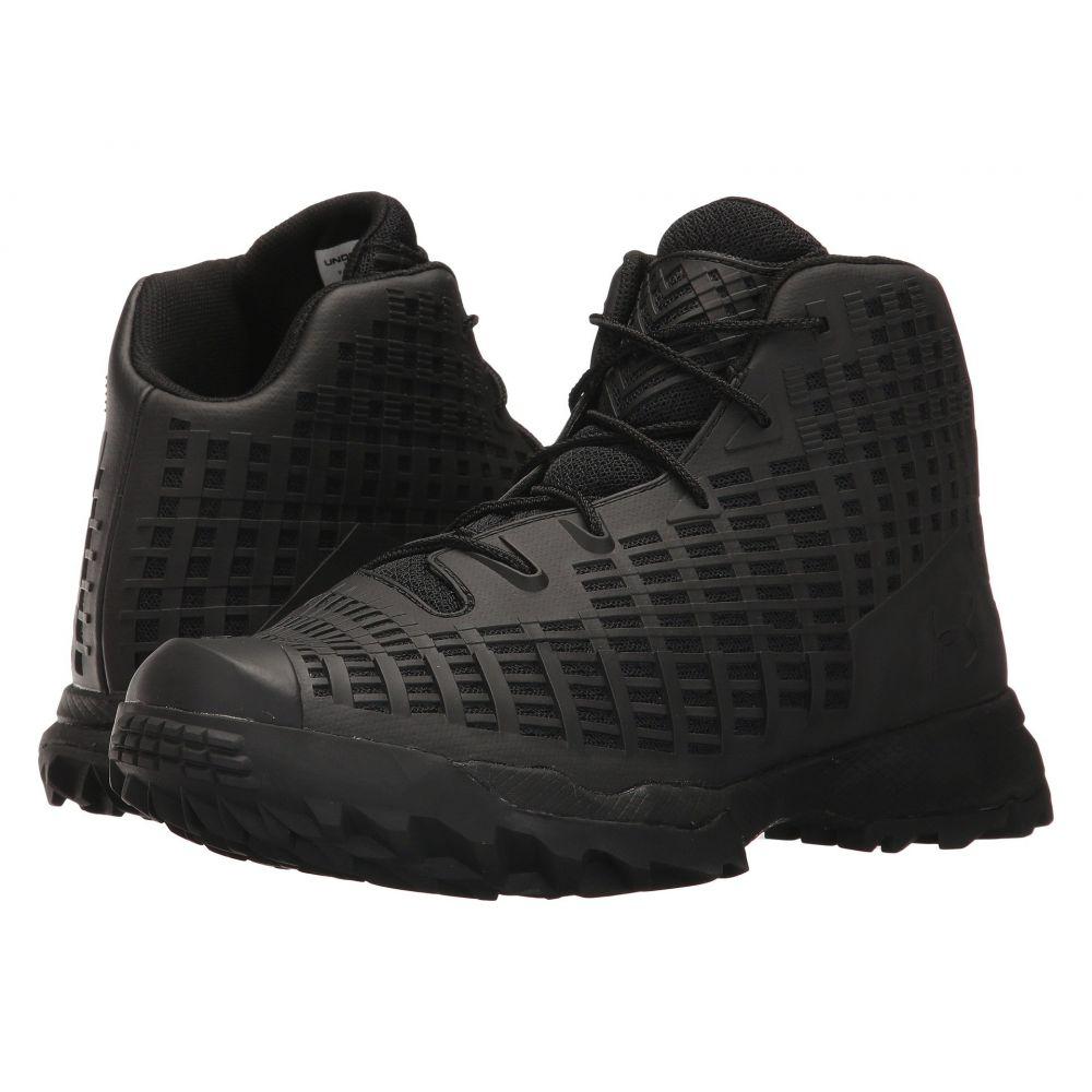 アンダーアーマー メンズ シューズ・靴 ブーツ【UA Acquisition】Black/Black/Black
