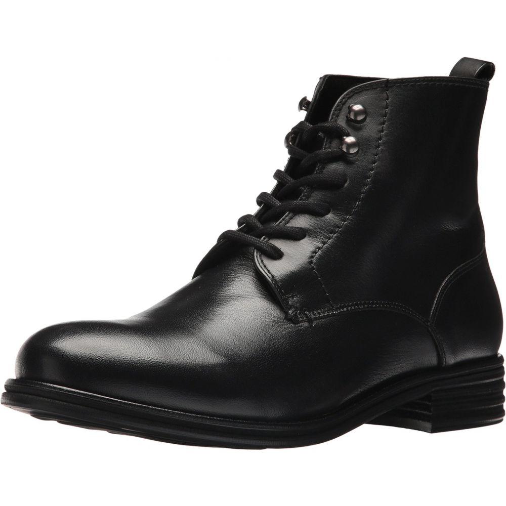 ヴィンス カムート メンズ シューズ・靴 ブーツ【Cordie】Black Leather