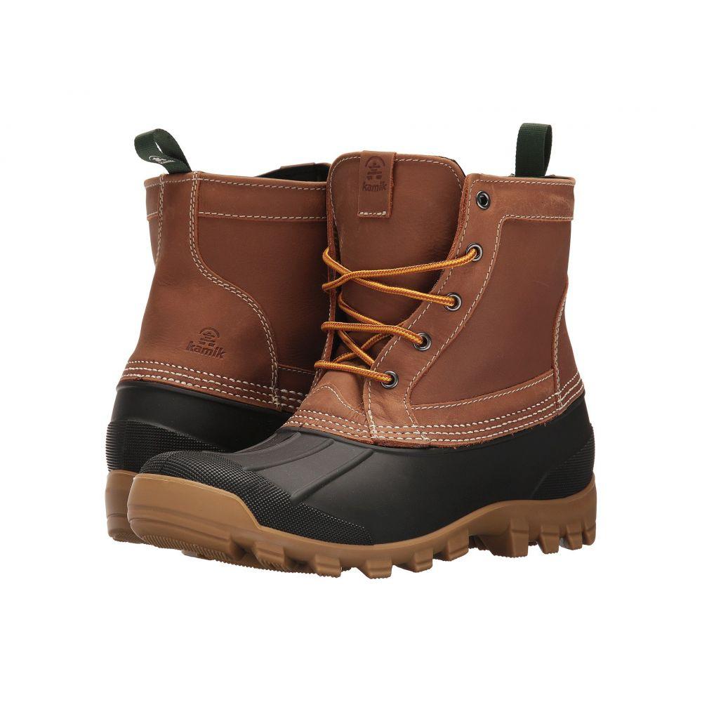カミック メンズ シューズ・靴 レインシューズ・長靴【Yukon 5】Tan