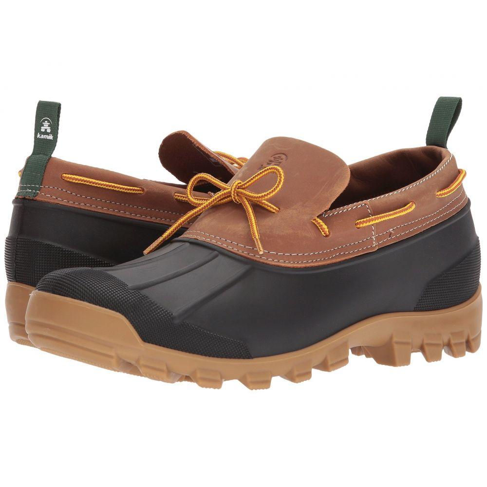 カミック メンズ シューズ・靴 レインシューズ・長靴【Yukon S】Tan