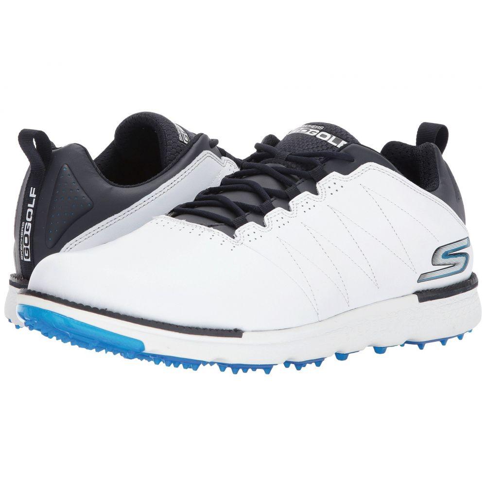 スケッチャーズ メンズ シューズ・靴 スニーカー【GO GOLF - Elite V.3】White/Navy