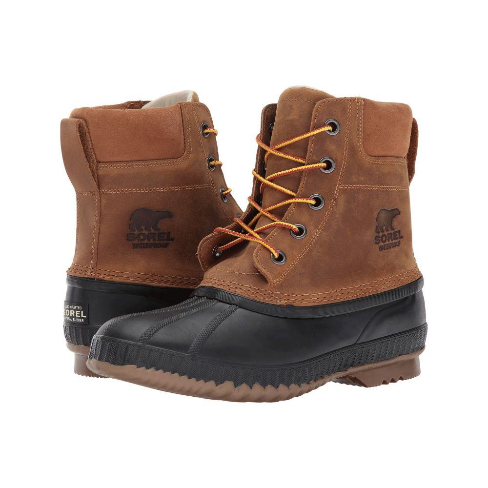 ソレル メンズ シューズ・靴 レインシューズ・長靴【Cheyanne II】Chipmunk/Black