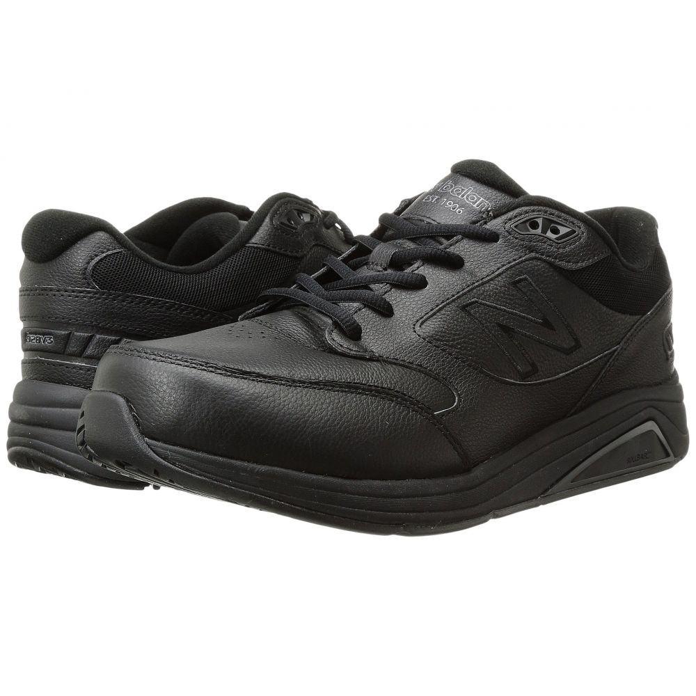 ニューバランス メンズ シューズ・靴 スニーカー【MW928v3】Black/Black 2
