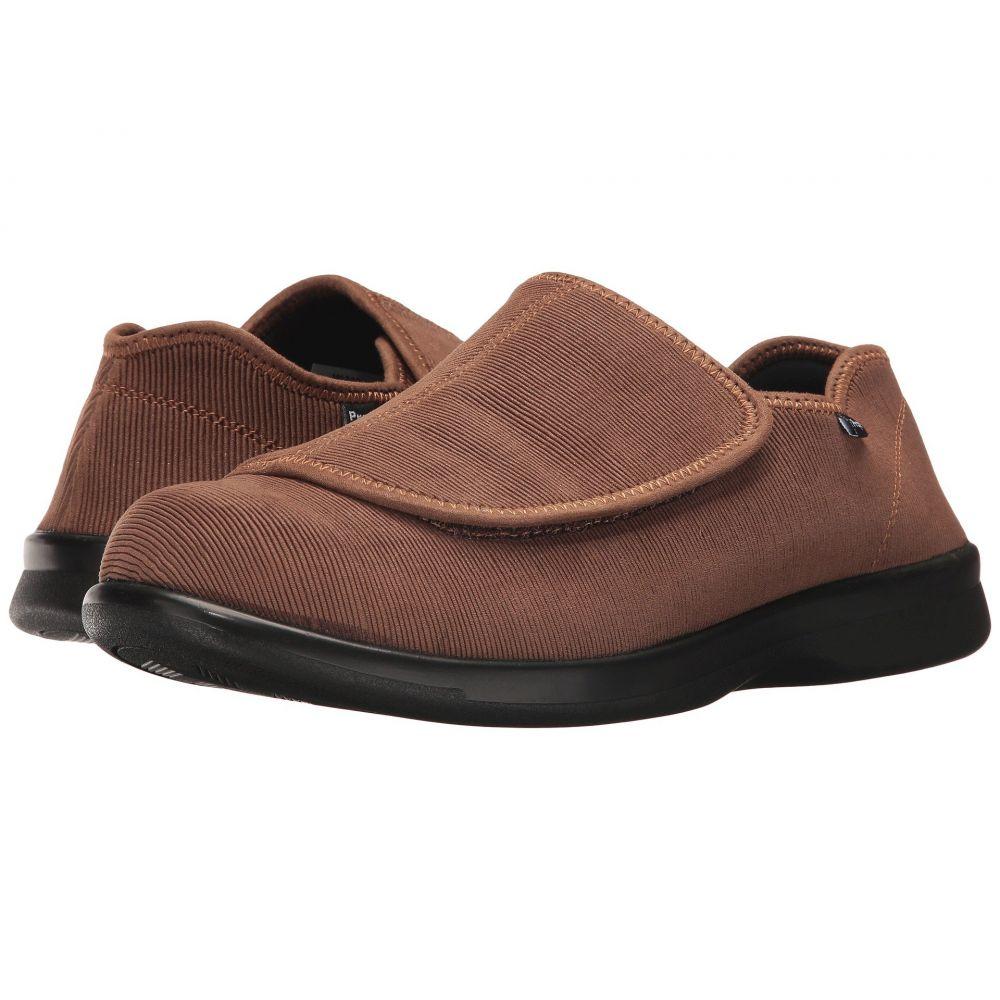 プロペット メンズ シューズ・靴 スリッパ【Cush 'n Foot Medicare/HCPCS Code = A5500 Diabetic Shoe】Sand Corduroy