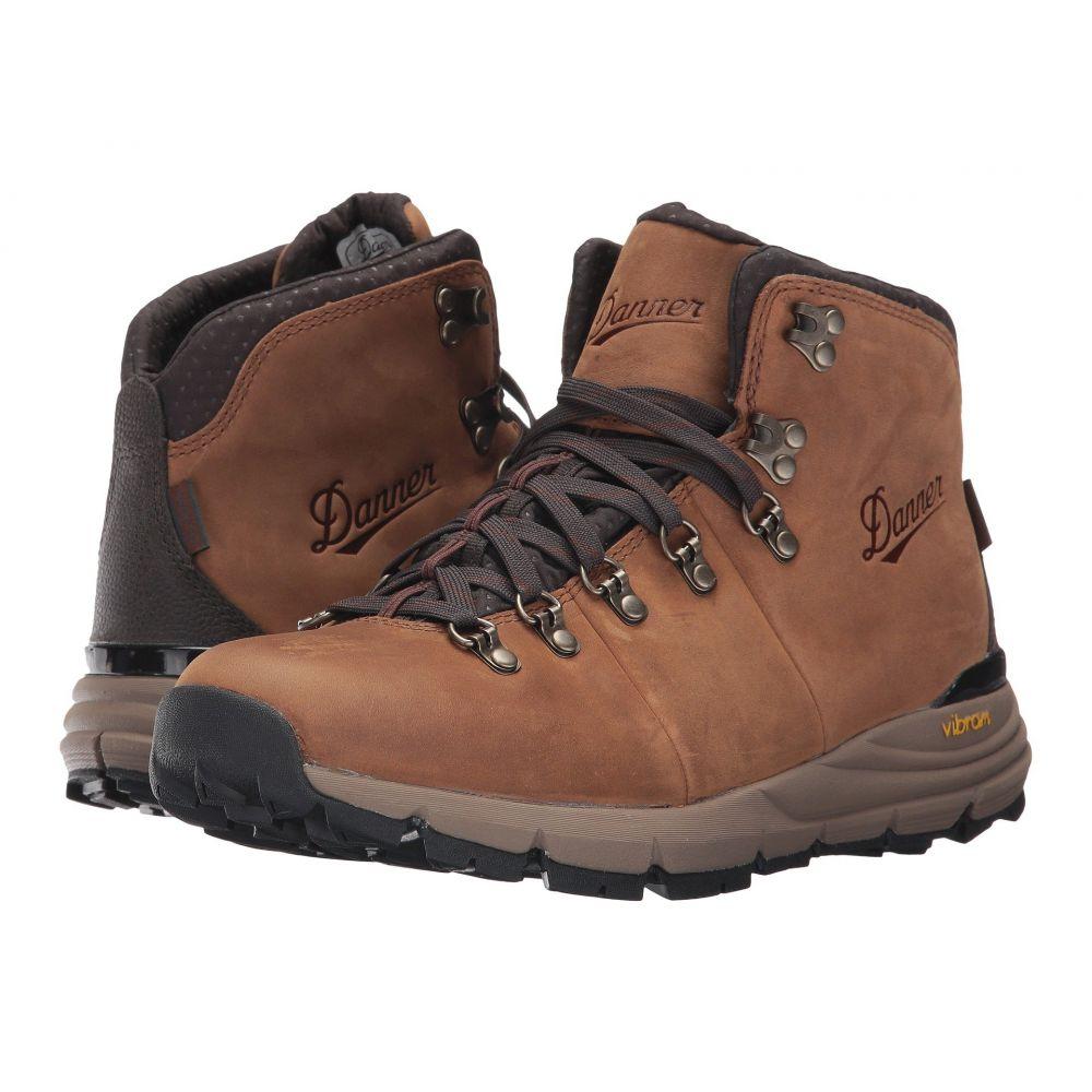 ダナー メンズ ハイキング・登山 シューズ・靴【Mountain 600 4.5】Rich Brown