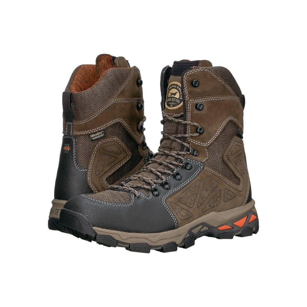 アイリッシュ セッター メンズ ハイキング・登山 シューズ・靴【Ravine 2885】Gray/Black