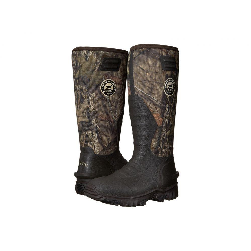 アイリッシュ セッター メンズ ハイキング・登山 シューズ・靴【Rutmaster 2.0 Lite 4894】Mossy Oak Camo