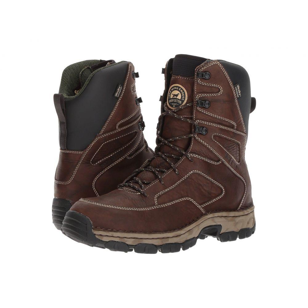 【超特価sale開催!】 アイリッシュ セッター メンズ メンズ 810】Brown ハイキング・登山 シューズ・靴 アイリッシュ【Havoc XT 810】Brown, ノツハルマチ:7751b373 --- business.personalco5.dominiotemporario.com