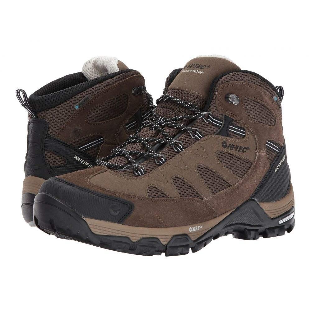ハイテック ハイキング・登山 メンズ ハイキング・登山 シューズ・靴【Riverstone Ultra Ultra WP ハイテック】Smokey Brown/Olive/Snow, 宇部市:1f06689e --- sunward.msk.ru