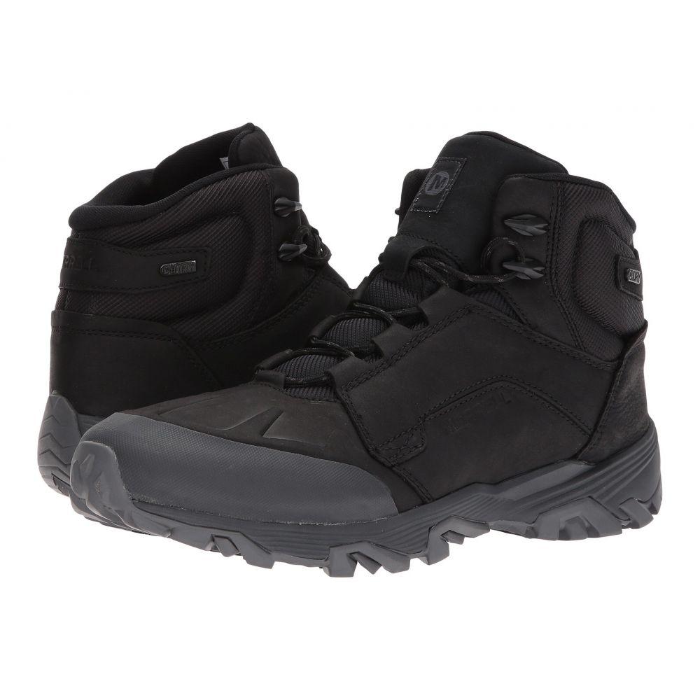 メレル メンズ ハイキング・登山 シューズ・靴【Coldpack Ice+ Mid Waterproof】Black