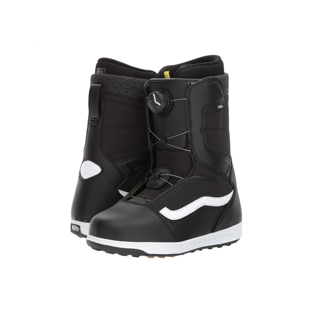 ヴァンズ メンズ ハイキング・登山 シューズ・靴【Encore】Black/White
