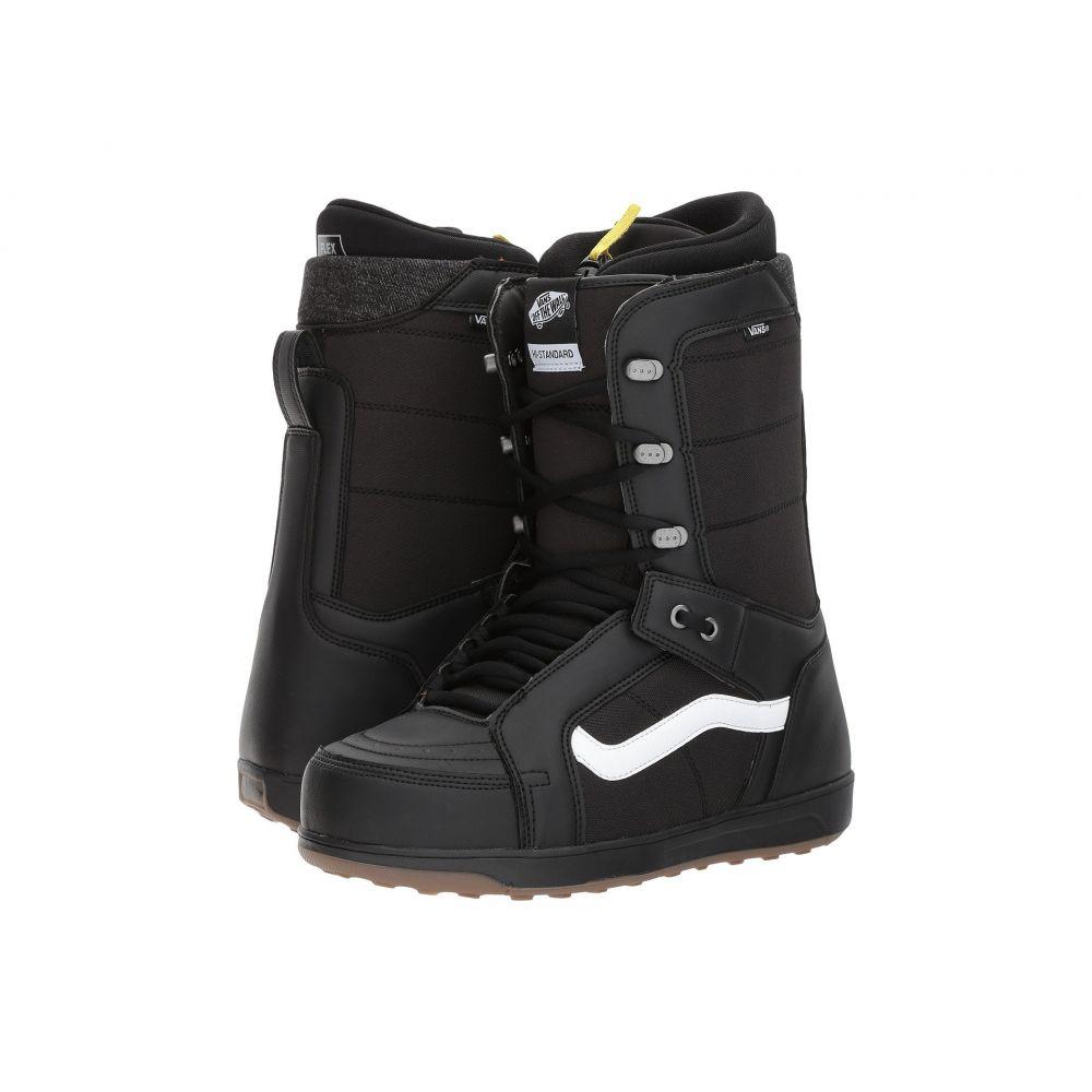 ヴァンズ メンズ ハイキング・登山 シューズ・靴【Hi-Standard】Black/White