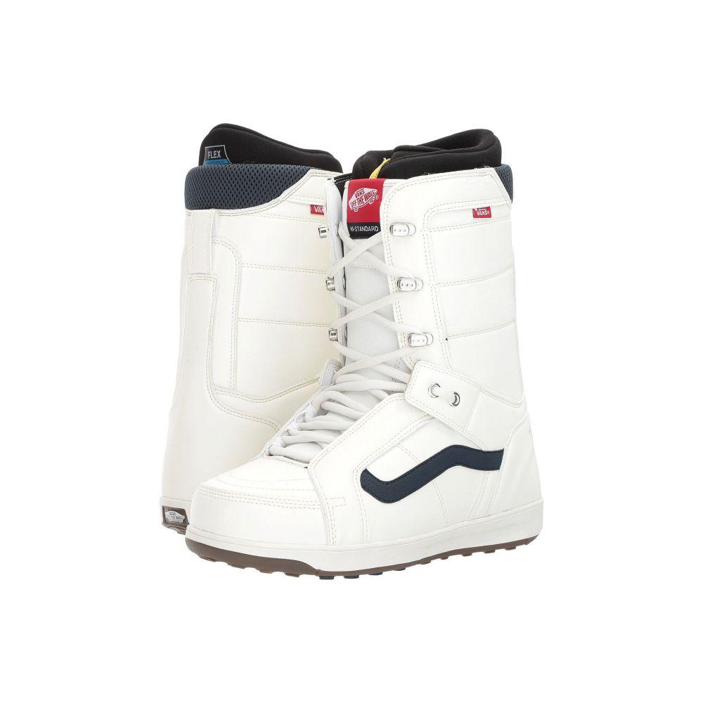 ヴァンズ メンズ ハイキング・登山 シューズ・靴【Hi-Standard】Retro White