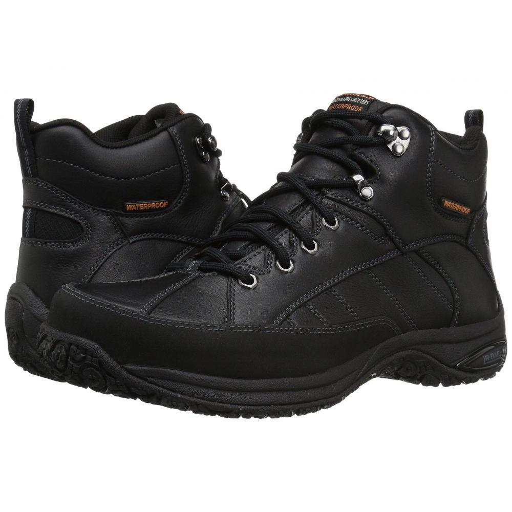 ダナム メンズ ハイキング・登山 シューズ・靴【Lawrence Waterproof】Black