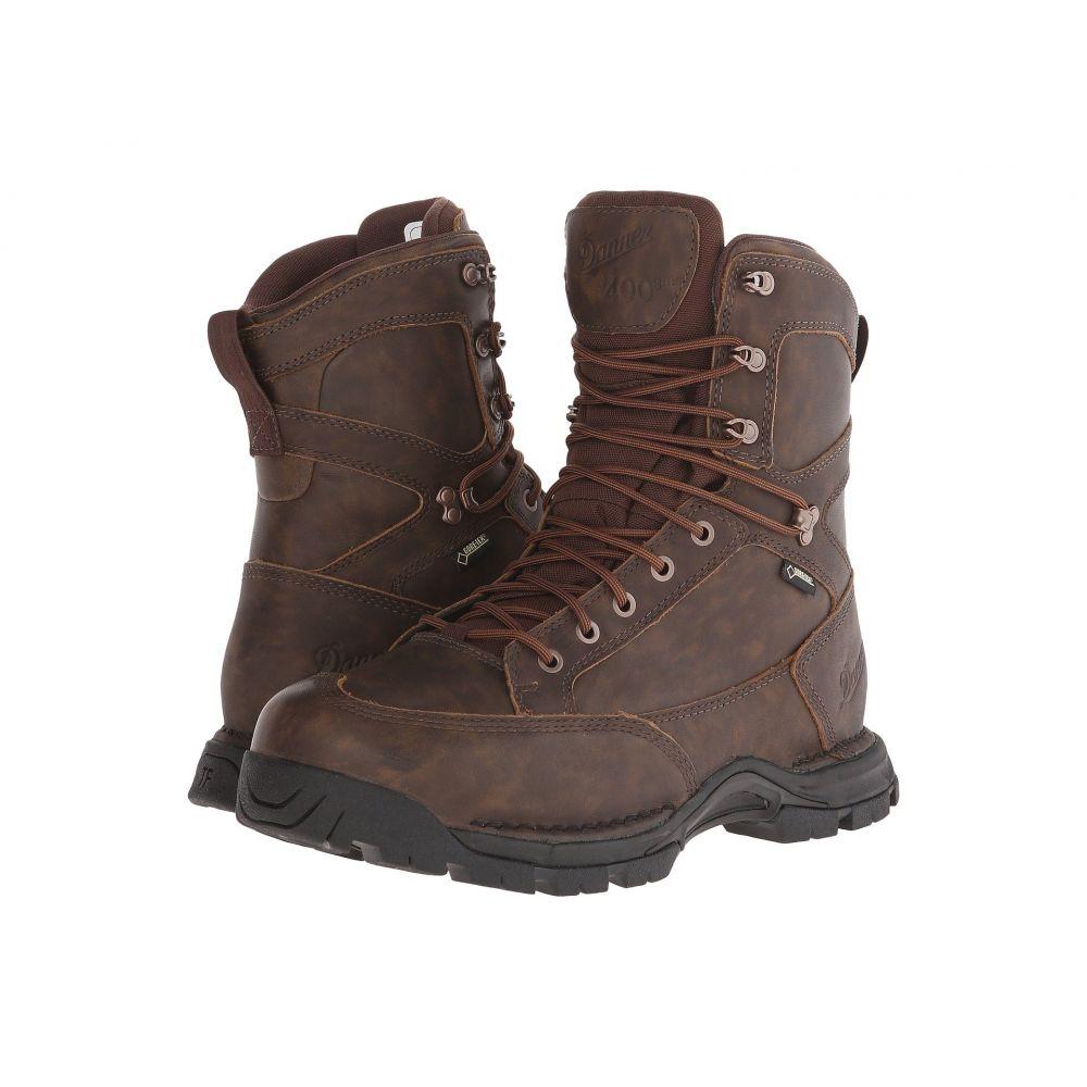 ダナー メンズ ハイキング・登山 シューズ・靴【Pronghorn 8 All-Leather 400G】Brown