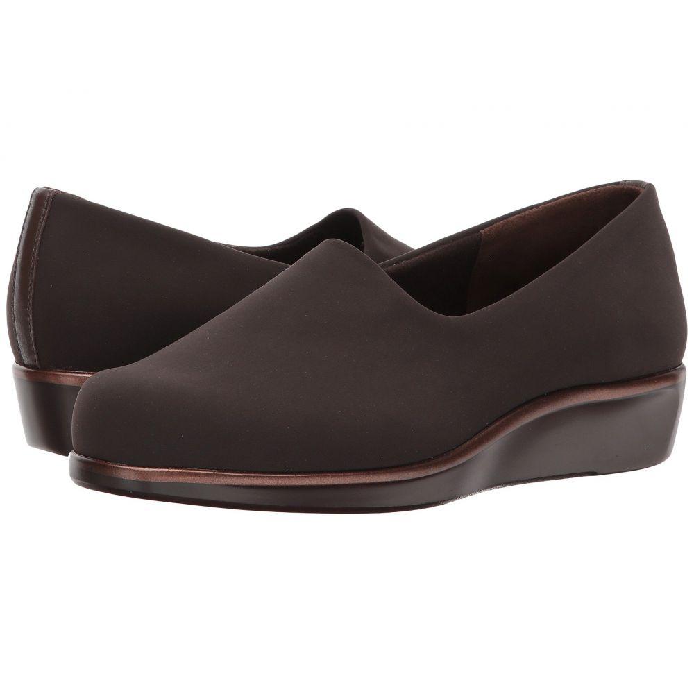 サス レディース シューズ・靴 スリッポン・フラット【Bliss】Brown
