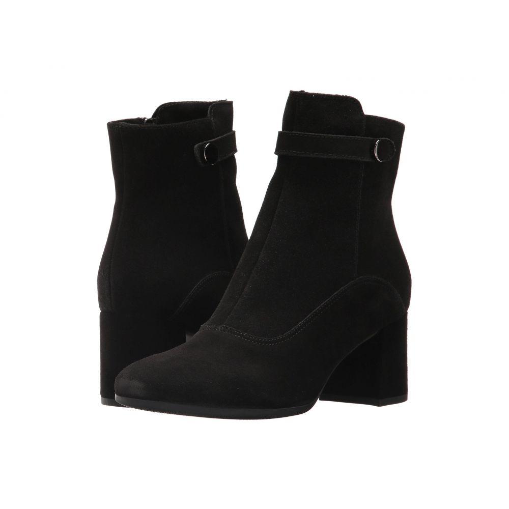 ラ カナディアン レディース シューズ・靴 ブーツ【Jessa】Black Suede