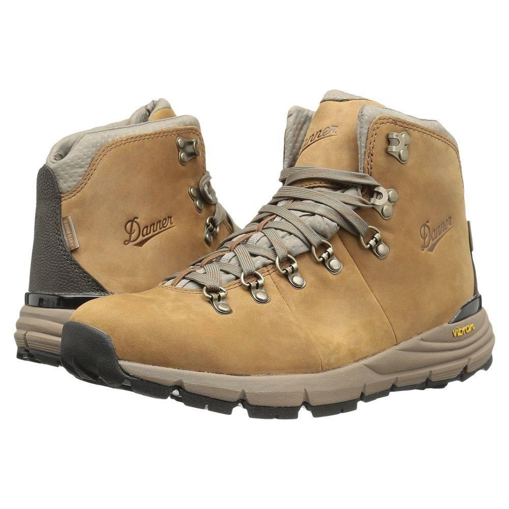 ダナー レディース ハイキング・登山 シューズ・靴【Mountain 600 4.5】Rich Brown