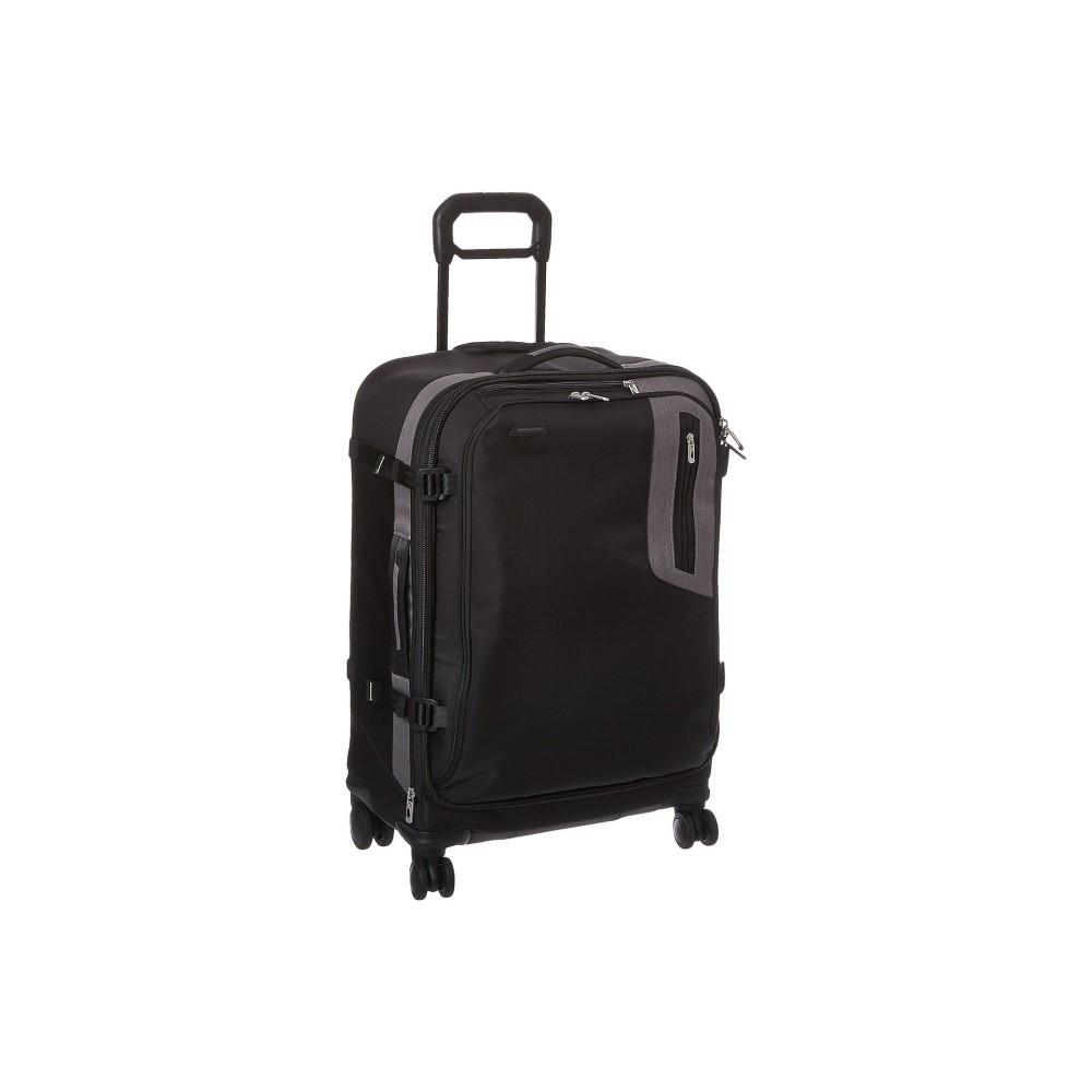 ブリッグスアンドライリー レディース バッグ スーツケース・キャリーバッグ【BRX - Explore Medium Expandable Spinner】Black