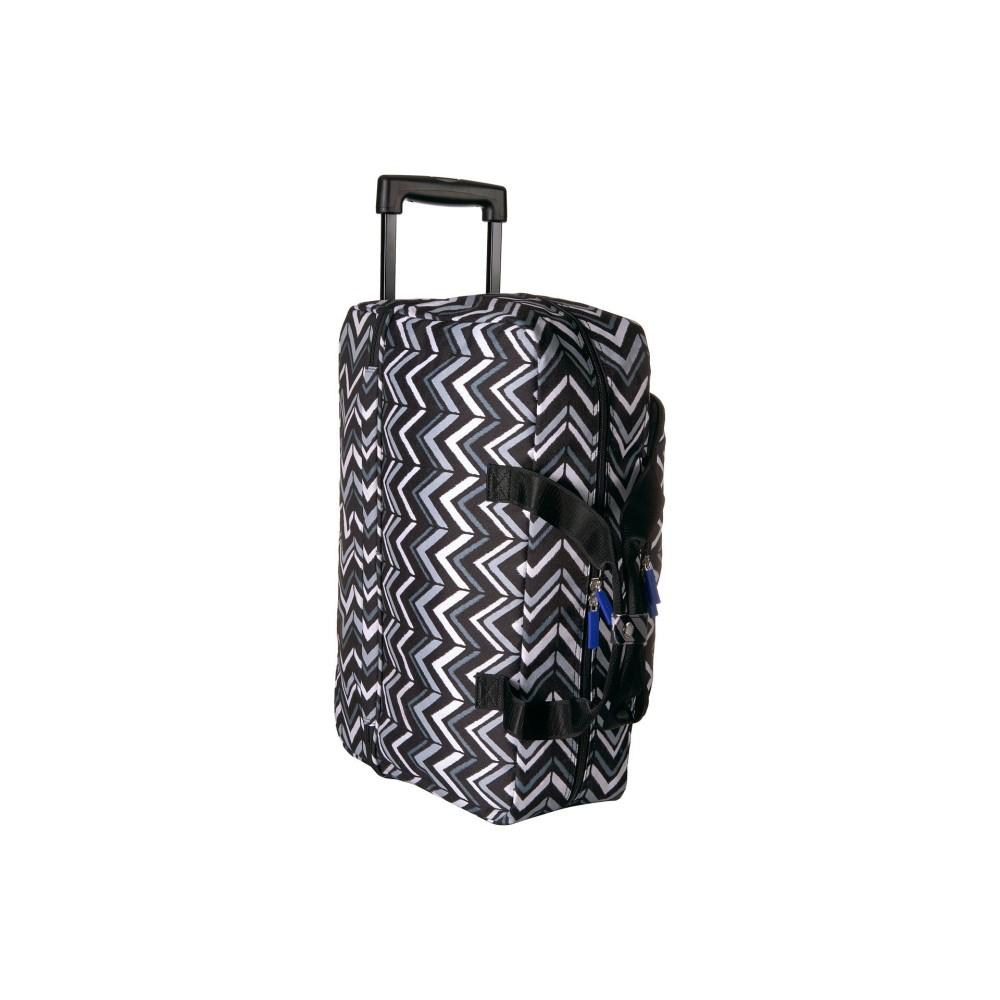 ヴェラ ブラッドリー レディース バッグ スーツケース・キャリーバッグ【Wheeled Carry-On】Lotus Chevron