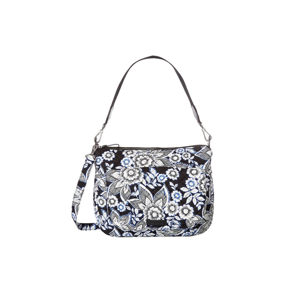 ヴェラ ブラッドリー レディース バッグ ショルダーバッグ【Carson Shoulder Bag】Snow Lotus