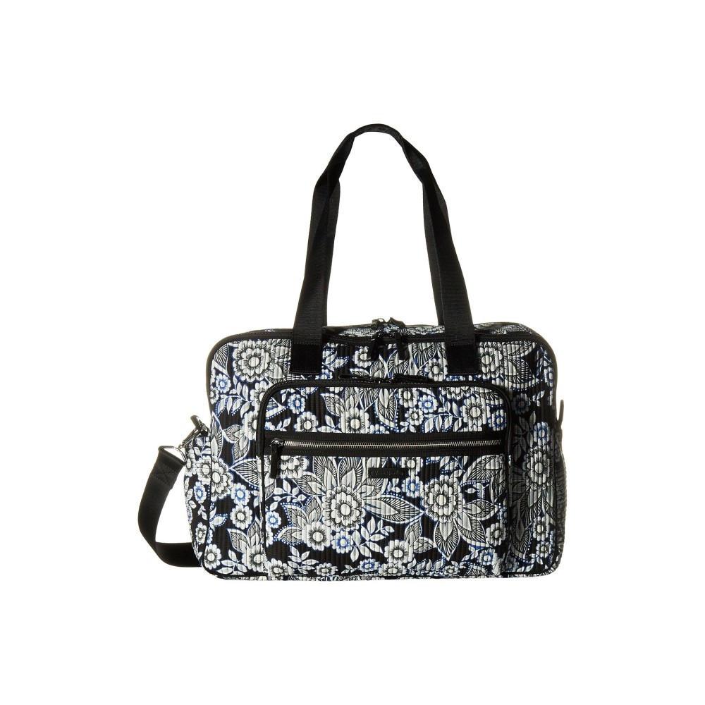 ヴェラ ブラッドリー レディース バッグ ボストンバッグ・ダッフルバッグ【Iconic Deluxe Weekender Travel Bag】Snow Lotus