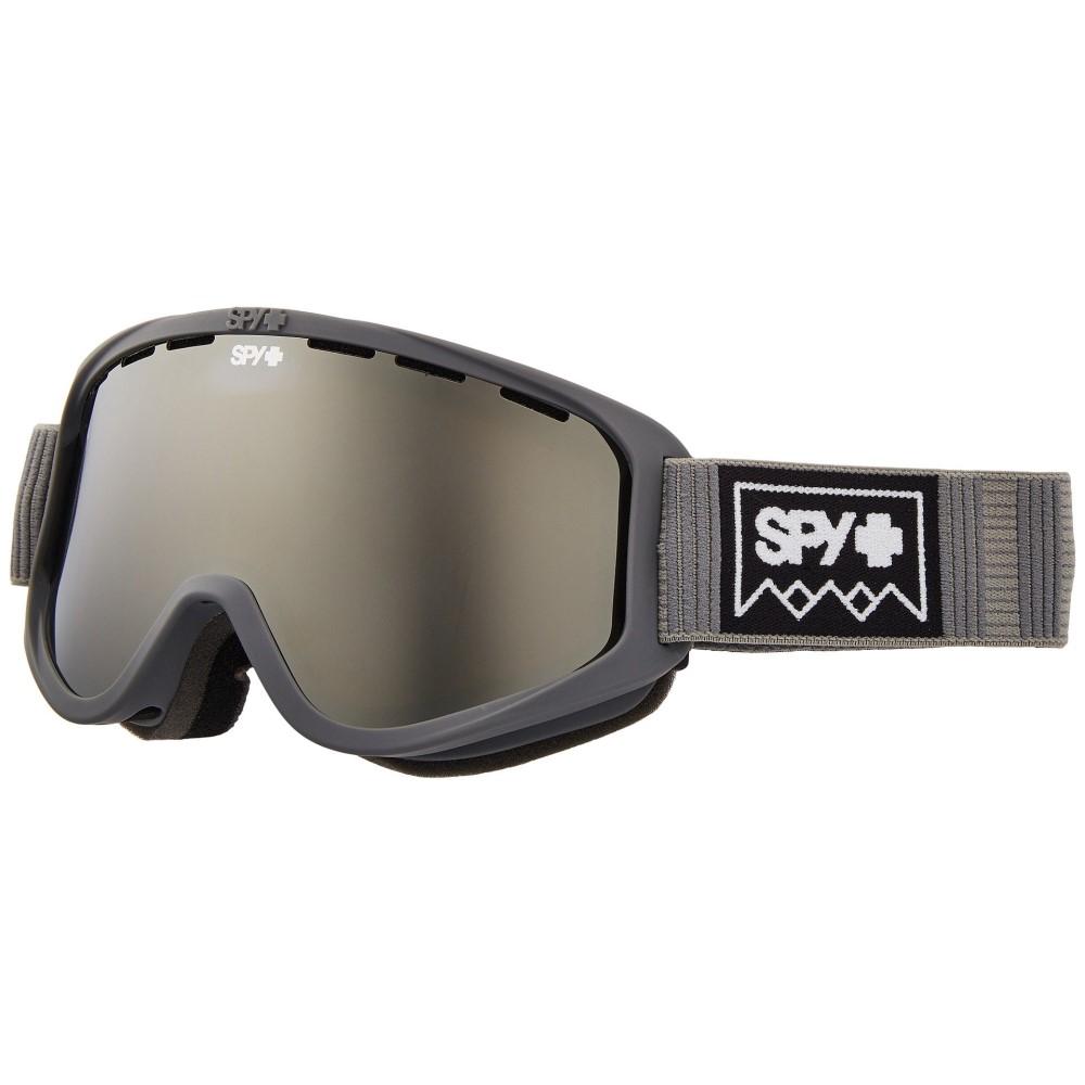 スパイ レディース スキー・スノーボード ゴーグル【Woot】Deep Winter Gray/Bronze/Silver Sepctra