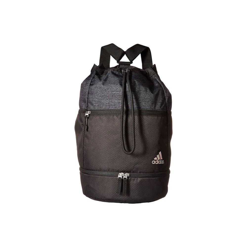 アディダス レディース バッグ バックパック・リュック【Squad Bucket Backpack】Black/Black Jersey