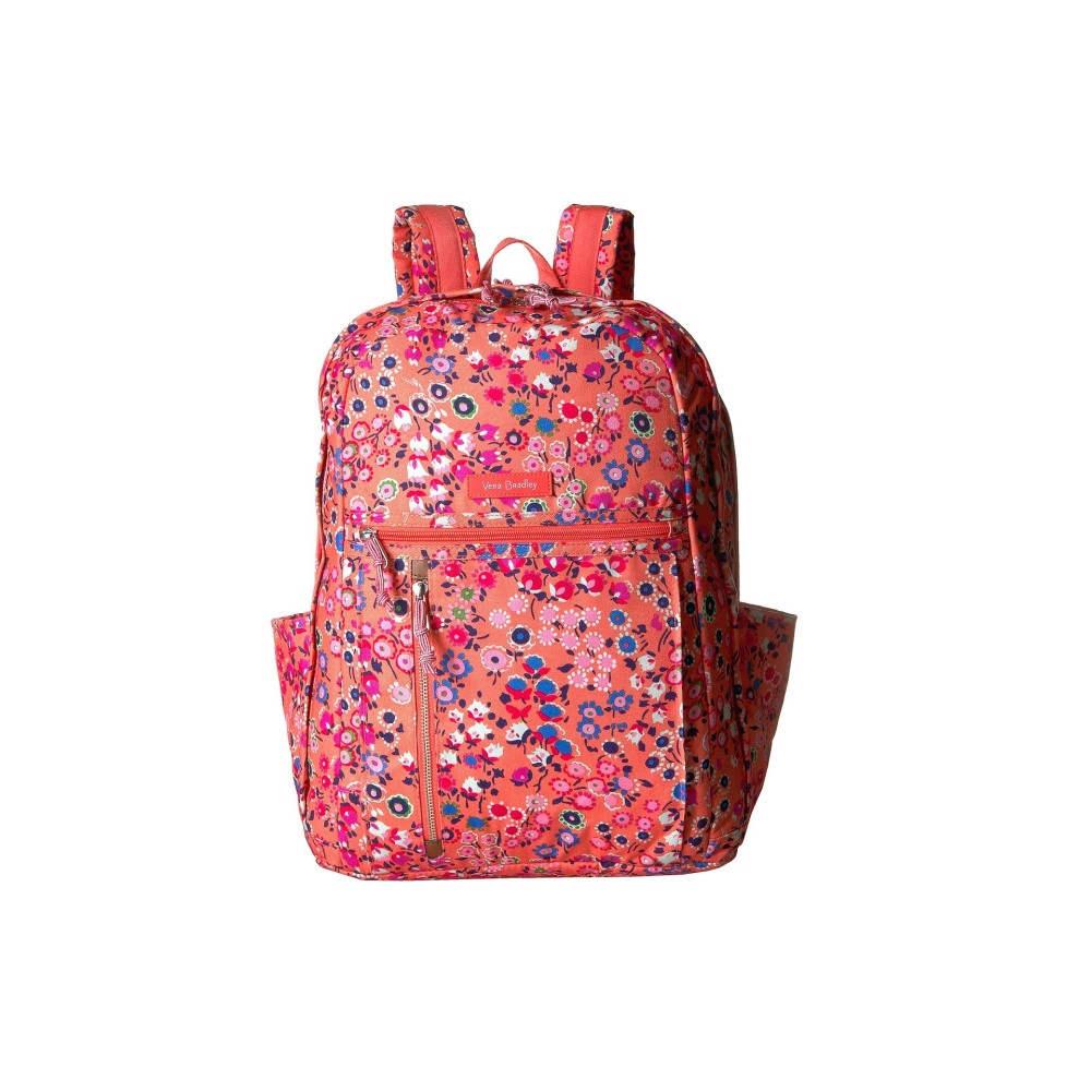 ヴェラ ブラッドリー レディース バッグ バックパック・リュック【Grand Backpack】Coral Meadow