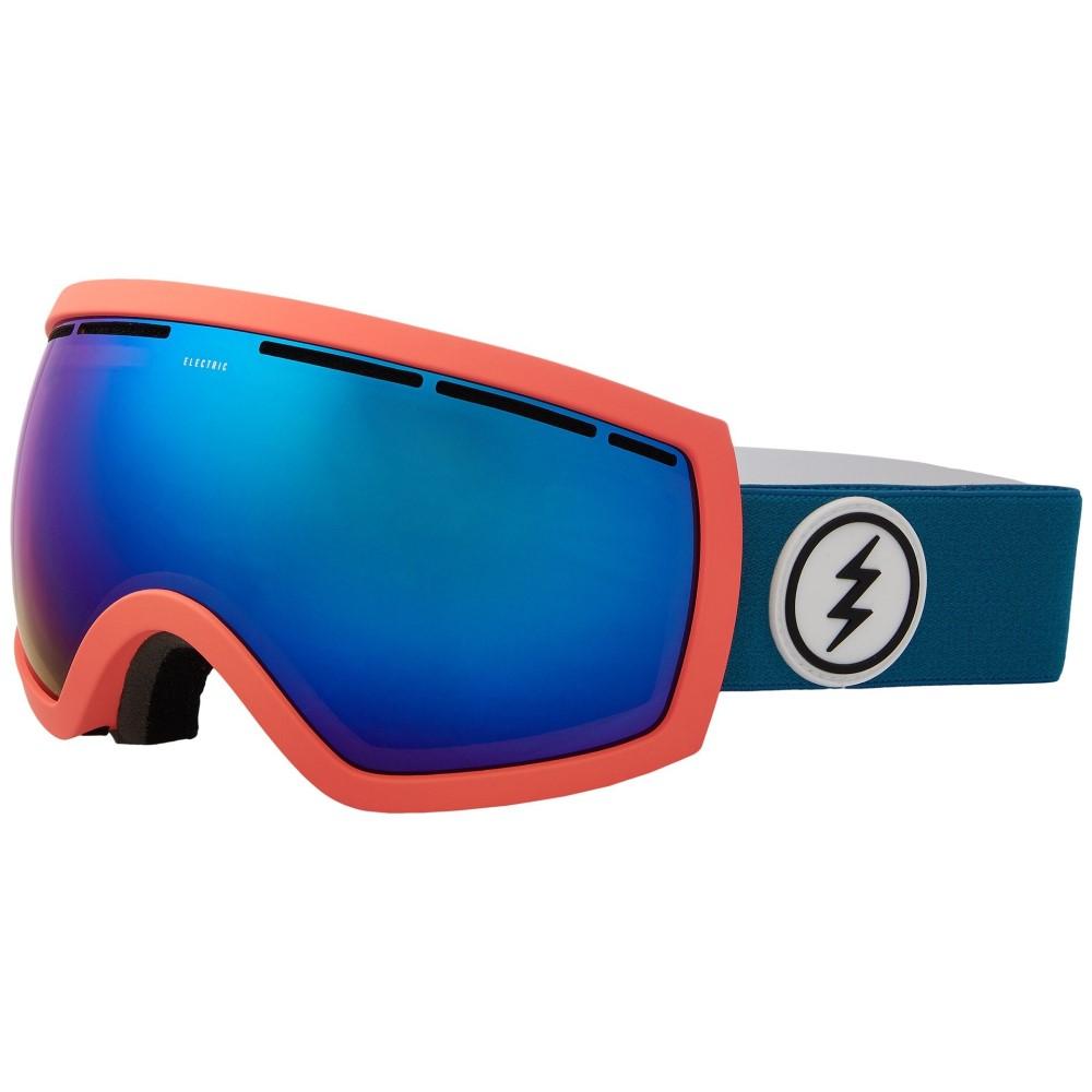エレクトリック レディース スキー・スノーボード ゴーグル【EG2.5】Pink Palms/Brose Blue Chrome Lens