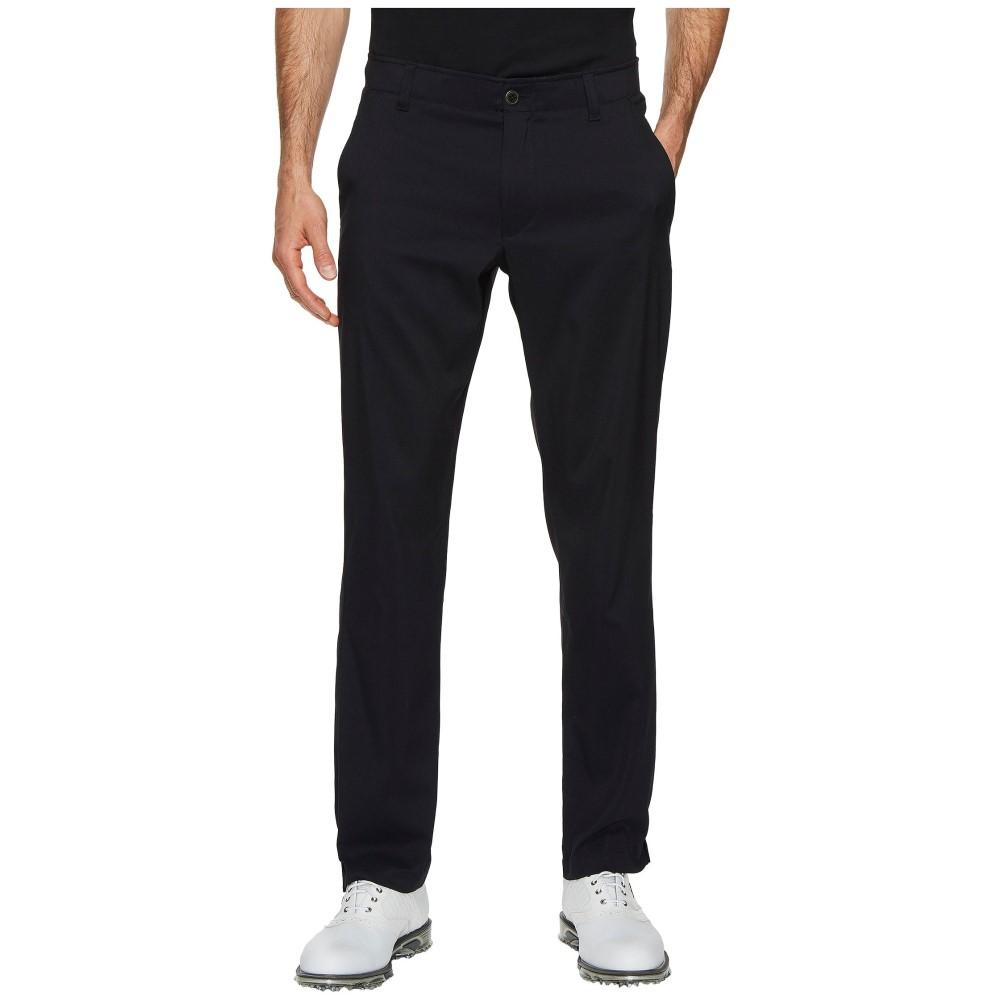 アンダーアーマー メンズ ボトムス・パンツ【Takeover Golf Pants】Black/Steel Medium Heather/Black