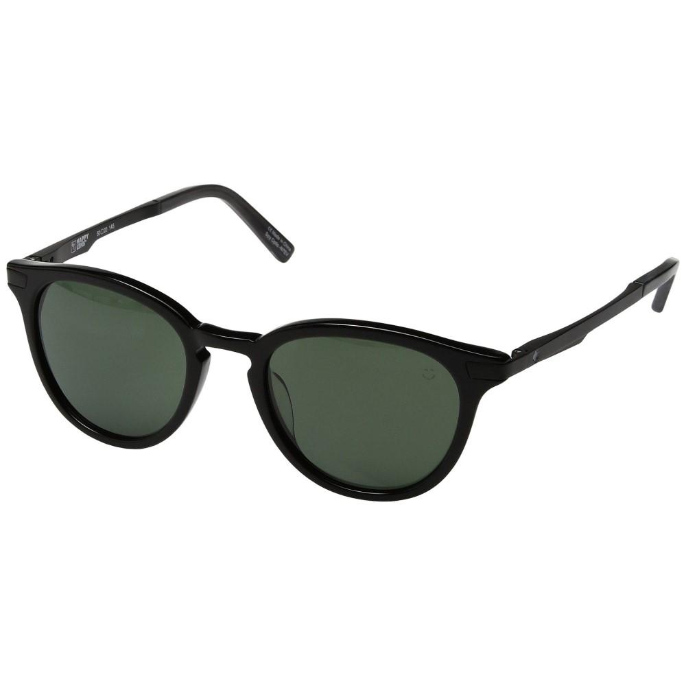 スパイ レディース メガネ・サングラス【Pismo】Black/Happy Gray Green