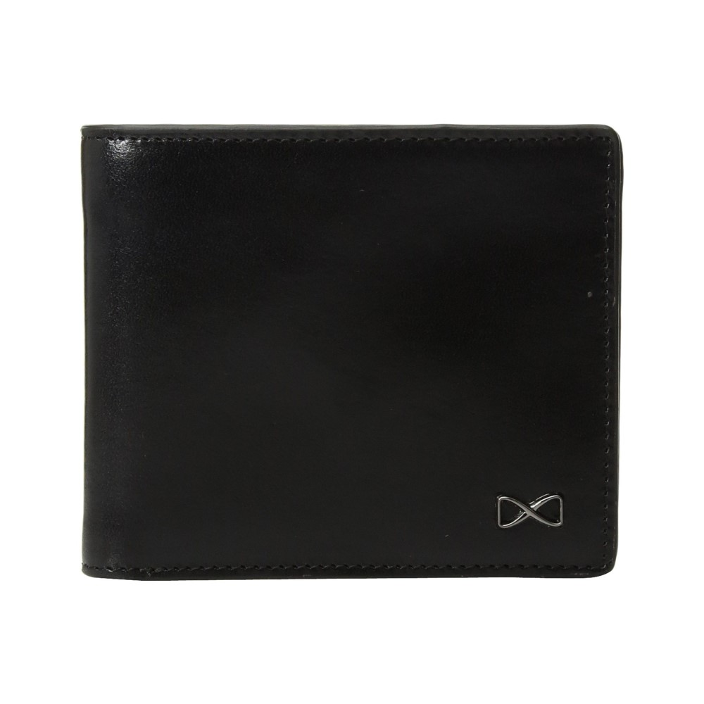 トラファルガー メンズ 財布【Dress Cortina Slimfold Wallet】Black