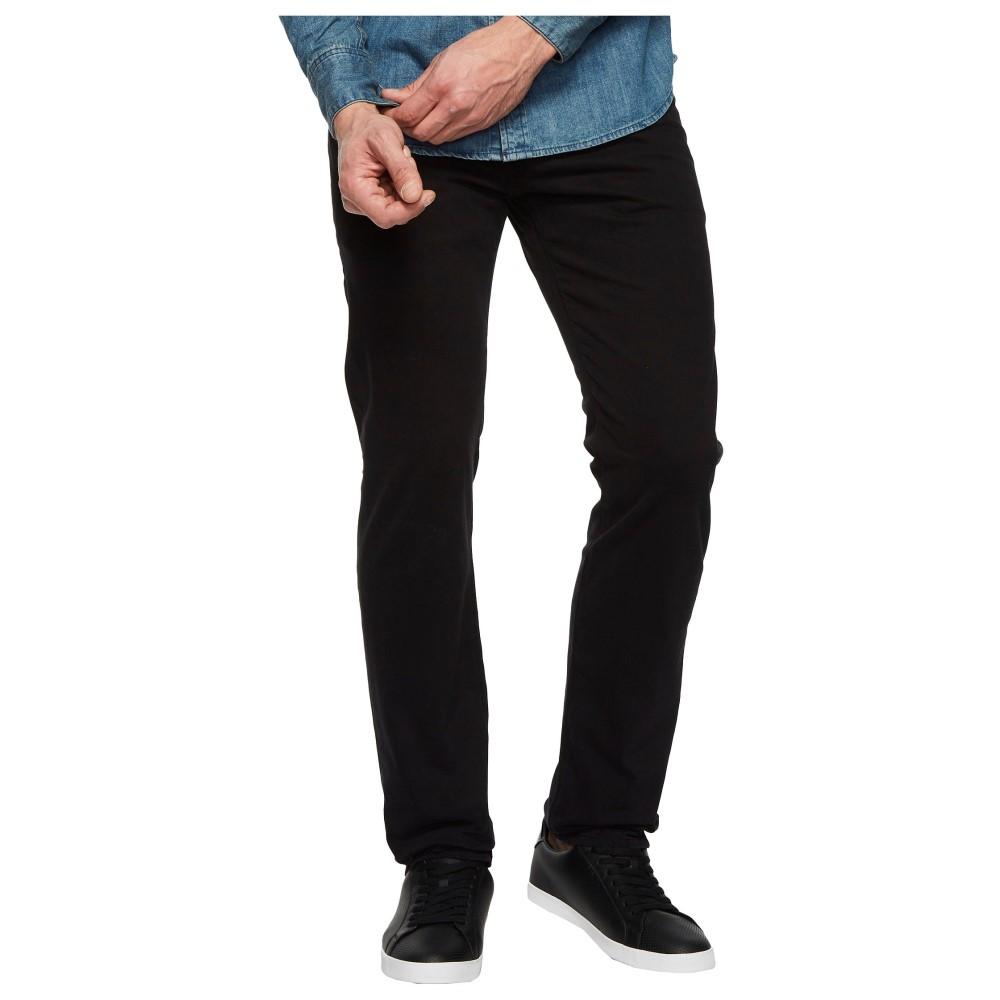 アドリアーノゴールドシュミッド メンズ ボトムス・パンツ ジーンズ・デニム【Tellis Modern Slim Leg Denim in Super Black】Super Black