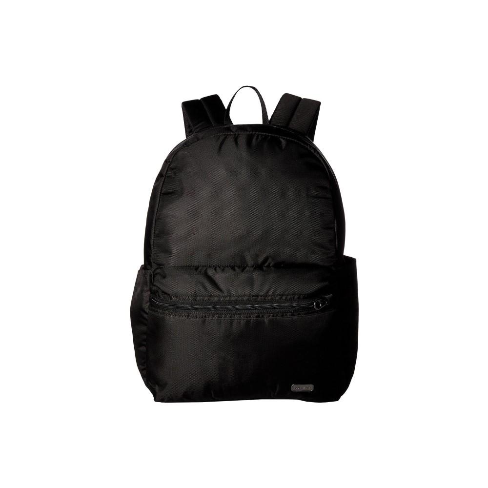 パックセイフ レディース バッグ バックパック・リュック【Daysafe Anti-Theft Backpack】Black