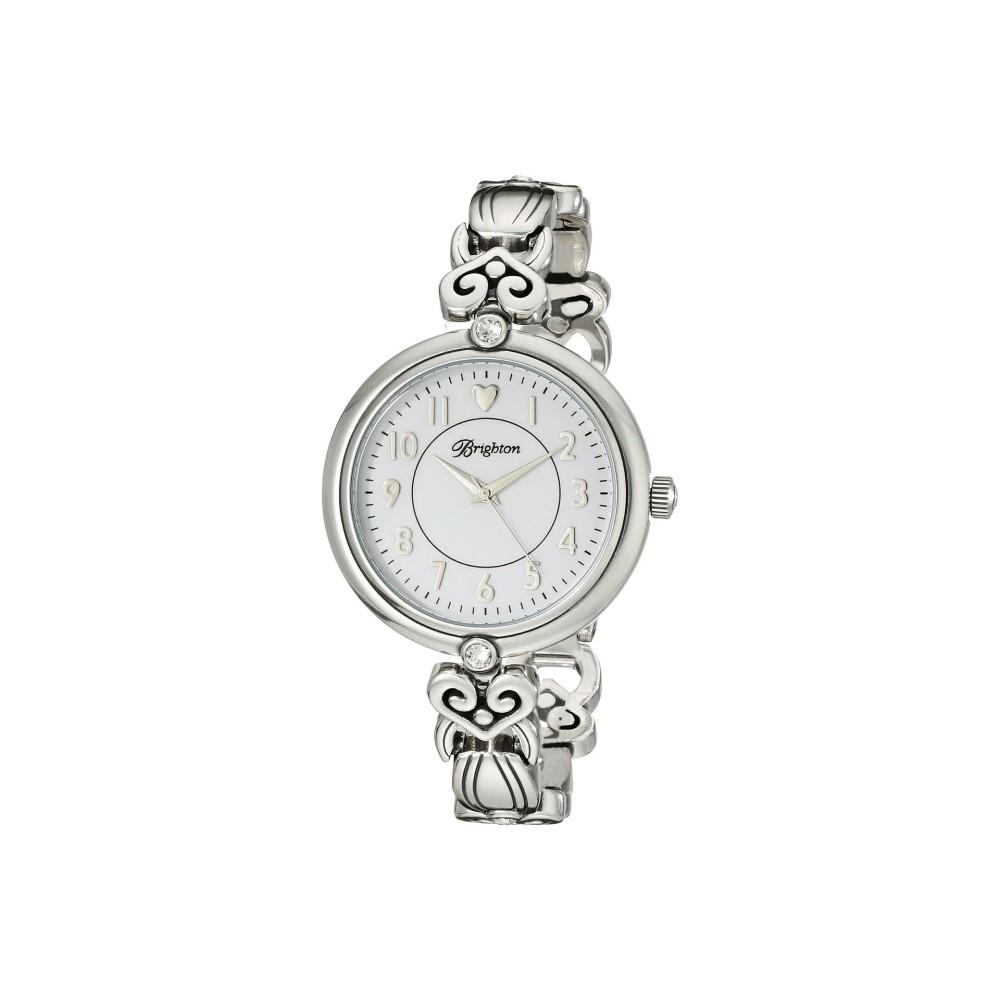 ブライトン レディース 腕時計【La Palma Timepiece】Silver/Stone