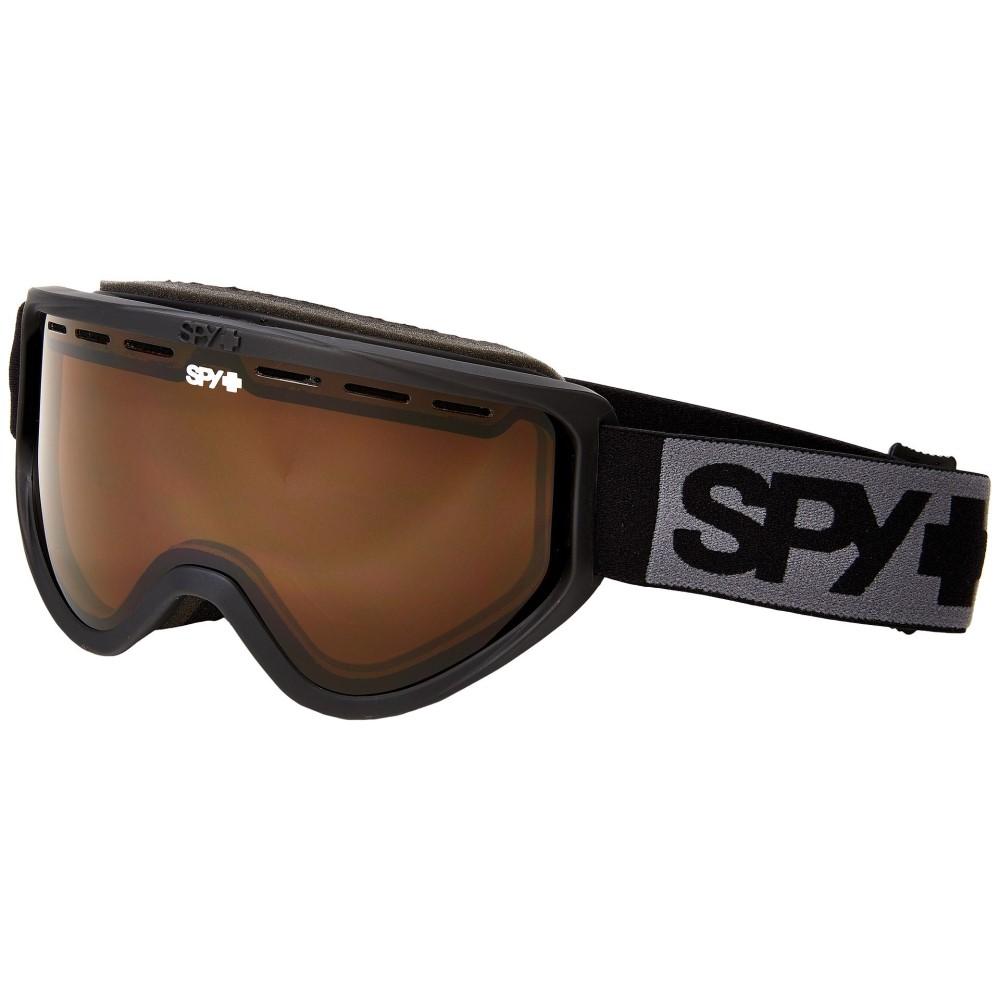 スパイ レディース スキー・スノーボード ゴーグル【Woot】Matte Black/Bronze