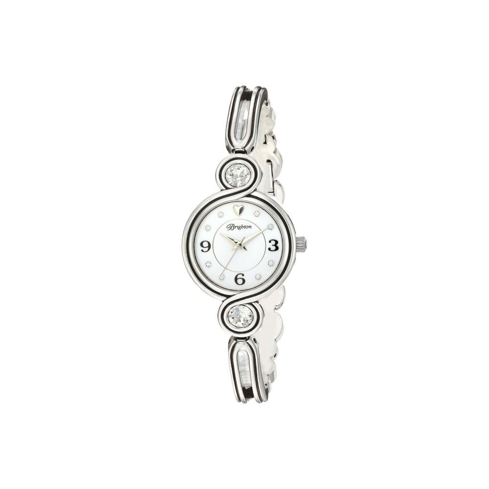 ブライトン レディース 腕時計【Infinity Sparkle Watch】Silver