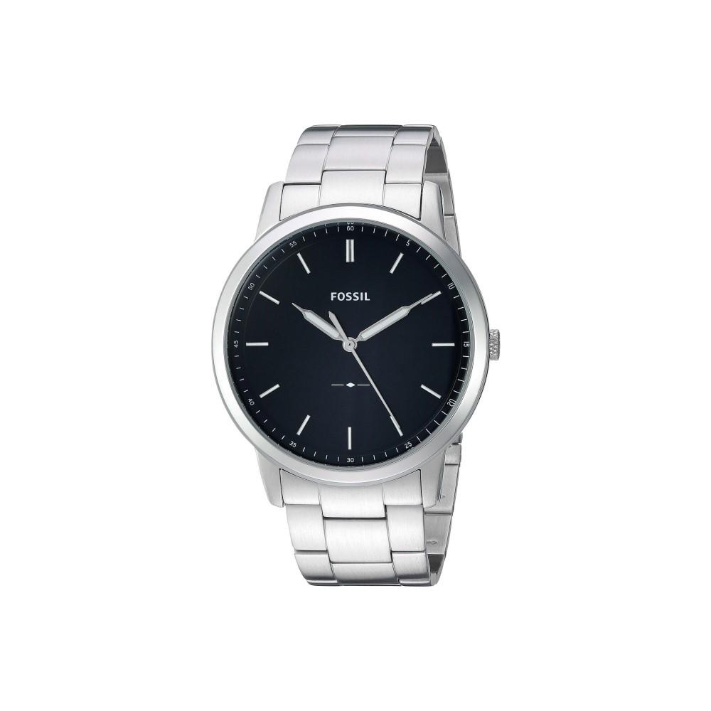フォッシル メンズ 腕時計【The Minimalist - FS5307】Silver